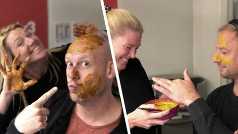 Tanjas Kürbis Beauty Collage Teaser