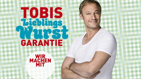 Tobis Lieblingswurst garantie Plakat Aufmacher