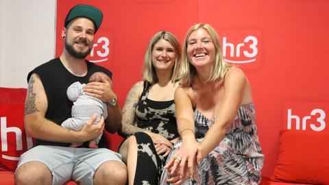 Nadine, Paul und Karl