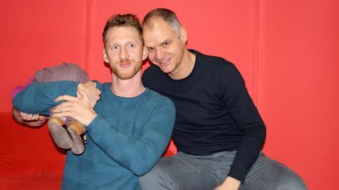 Homosexuelle Pflegeeltern Papapis