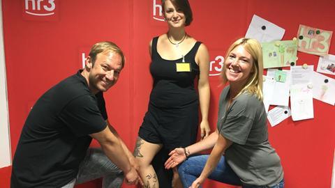 Michaela aus Rauschenberg - Tattoo von Revolverheld-Autogramm