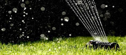 Ein Bewässerungssystem kann im Sommer eine echte Hilfe sein