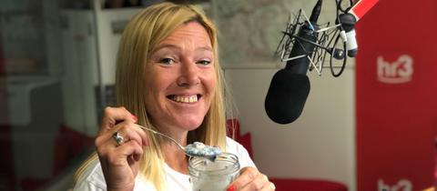 Schlonz der Woche: Butterfly Pea Tea Chia Pudding
