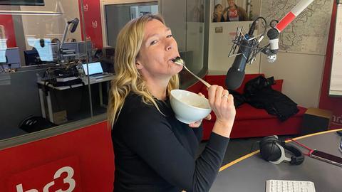 Schlonz Erdmandel Müsli