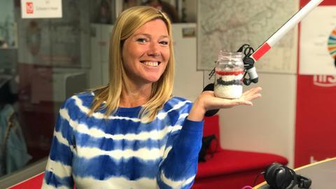 Tanjas Schlonz der Woche: Erdbeer-Chia-Pudding