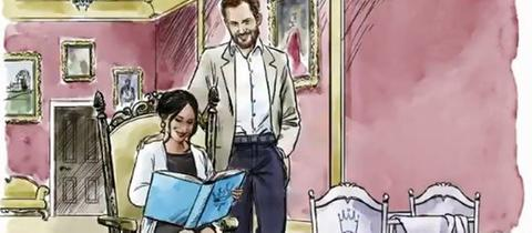 Winnie Puuh Kurzfilm als Geschenk für Archie