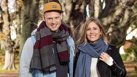 Kate Menzyk und Jan Reppahn