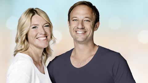 Tobias Kämmerer und Tanja Rösner