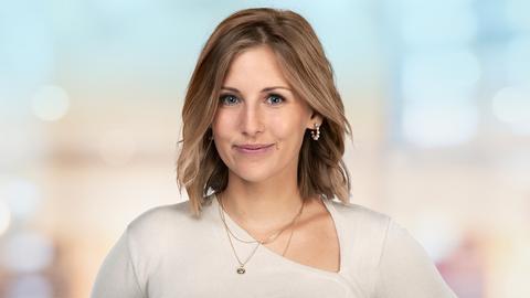hr3 Moderatorin Kate Menzyk