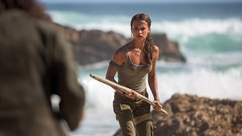 "Kino-Highlight 2018: ""Tomb Raider"" mit Alicia Vikander"