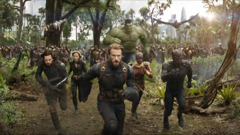 "Kino-Highlight 2018: ""Avengers: Infinity War"""