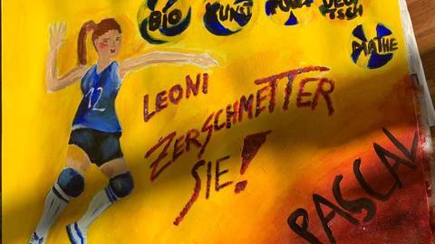 Abi-Plakate für Leonie aus Mörfelden-Walldorf