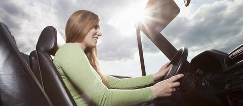 Sommer, Sonne, Cabrio - Was kann schöner sein?