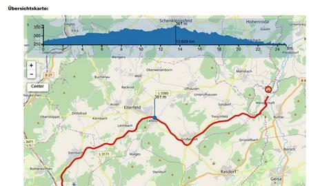 Bahntrassenradwege: Aussergewöhnlich Radtouren in Hessen