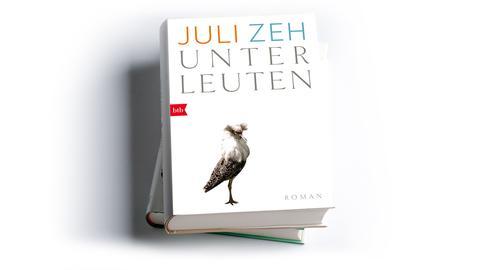 """Buchcover: Juli Zeh """"Unterleuten"""""""