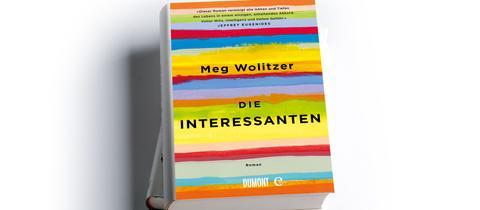 "Buchcover: Meg Wolitzer ""Die Interessanten"""