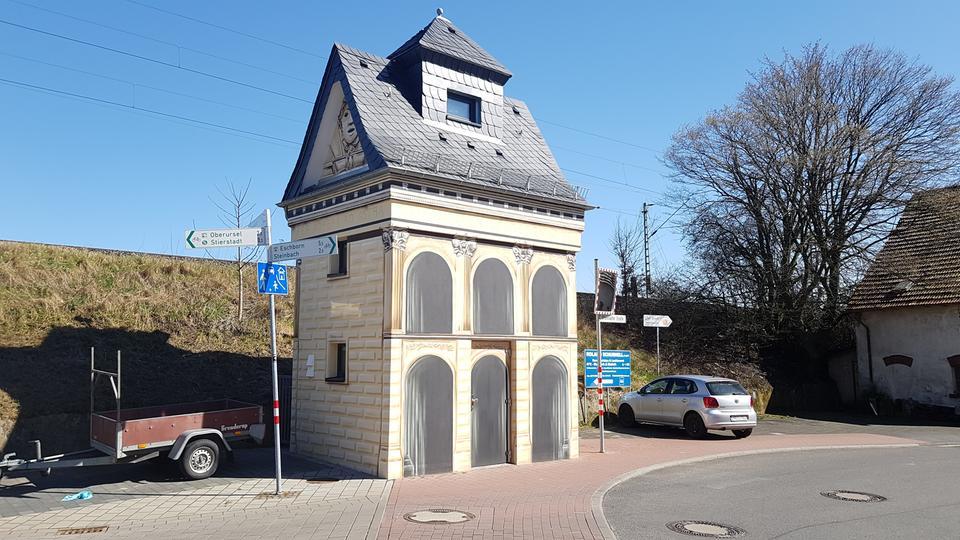 Das ist das kleinste Wohnhaus Deutschlands hr3