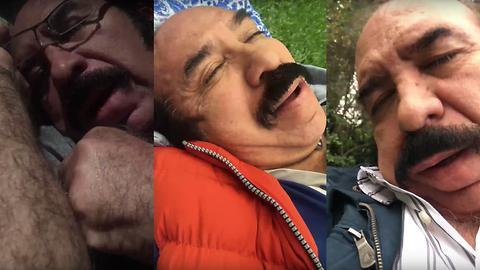 Das Ergebnis von vier Jahren Arbeit: Der Mann, der Despacito schnarcht
