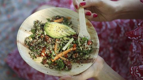 Gesundes Essen ist nicht nur beim detoxen wichtig