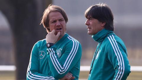 DFB Team Deutschland Spanien Freundschaftsspiel März 2018