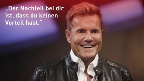 Die besten Sprüche von Dieter Bohlen