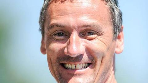 Dominic Ullrich, Vize-Präsident Jugend beim Deutschen Leichtathletik-Verband