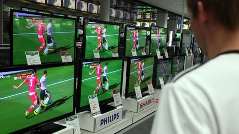 Der richtige Fernseher für die Fußball WM