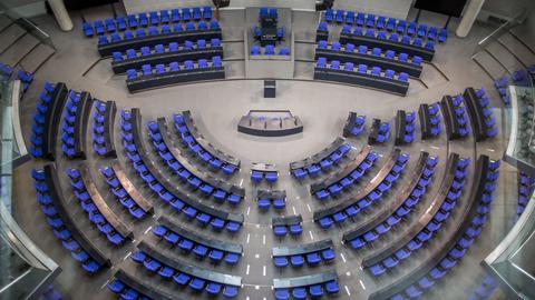 Fiktiver Bundestagsabgeordneter