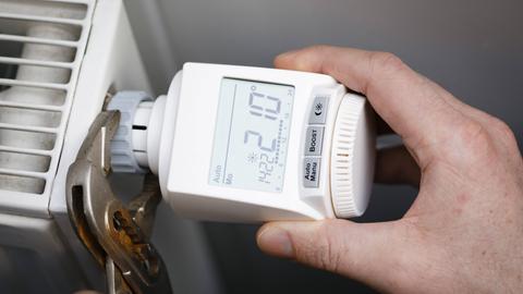 Leicht montiert und spart bares Geld: Ein digitaler Thermostat