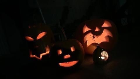 Halloween Kürbis Galerie