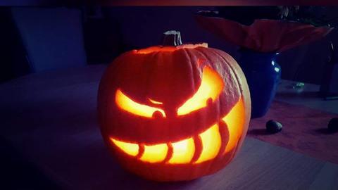 Bildergalerie Eure Schonsten Halloween Kurbisse Hr3 De Themen