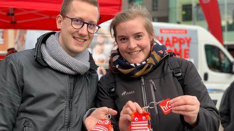 Happy Hessen Mobil – mitmachen und ein Jahr Miete frei gewinnen.