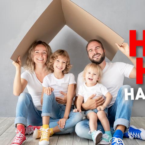 Happy Home, Happy Hessen – Miete frei mit hr3