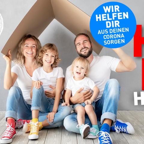 Happy Home, Happy Hessen - Corona