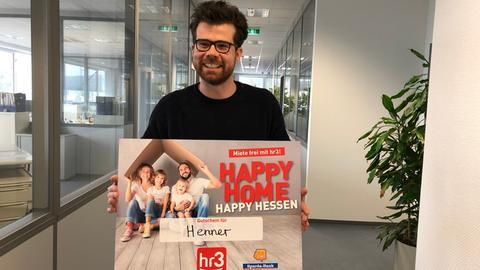 Happy Home Fünfter Gewinner Henner