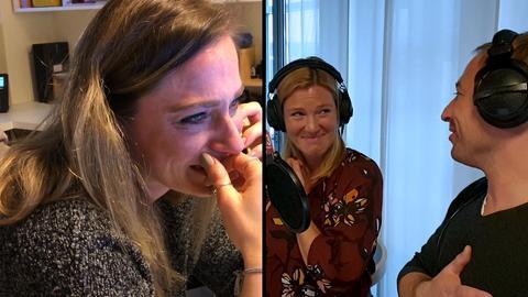 """Sandra gewinnt ein Jahr """"Miete frei mit hr3!"""""""
