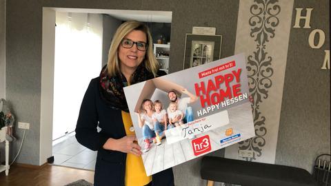Happy Home Vierter Gewinner Tanja Frankenberg