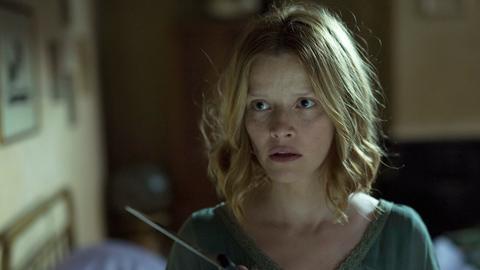Sieht im Tatort Geister: Anna Voigt (Karoline Schuch)