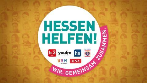 Hessen helfen - Plattform Teaser