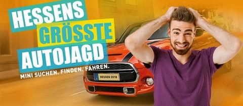 Hessens größte Autojagd