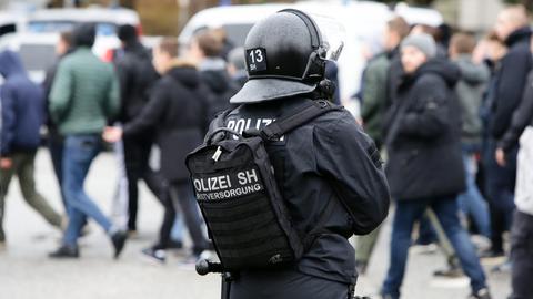 Hochrisikospiele Bundesliga Polizei