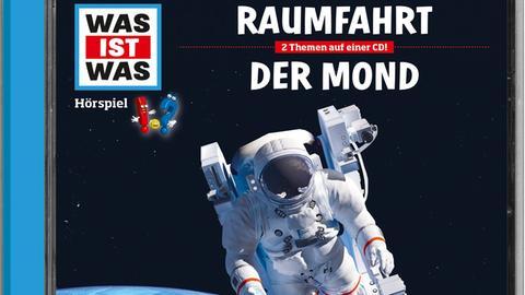 Was ist was: Raumfahrt/Der Mond