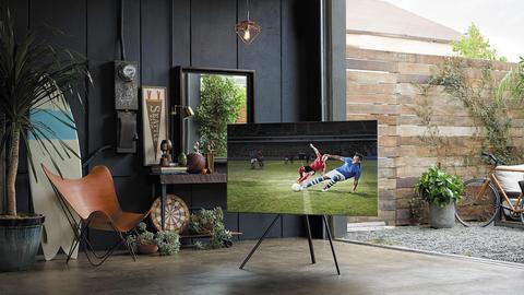 Fußball-WM Fernseher