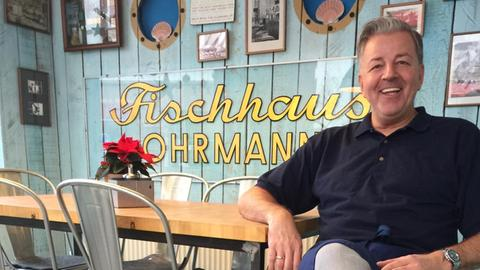 Fischhändler Jürgen Ohrmann