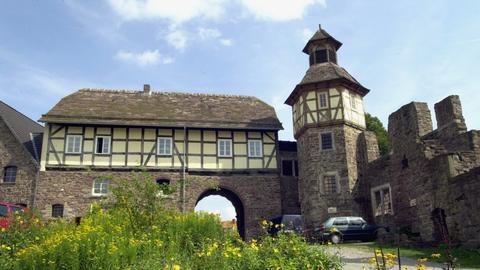 Kassel Wasserschloss Wülmersen