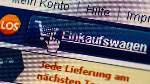 Der digitale Warenkorb ersetzt immer häufiger den echten Einkaufswagen