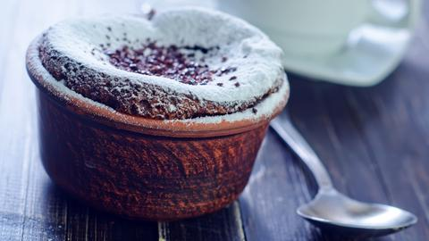 Kochduell - Schokoladen-Lebkuchenauflauf