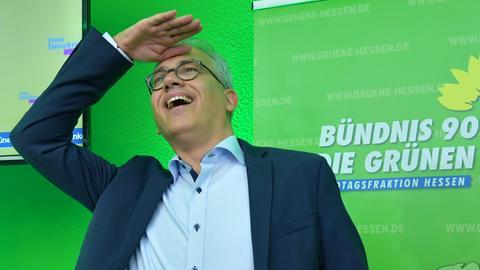 Landtagswahl Hessen Tarek Al-Wazir