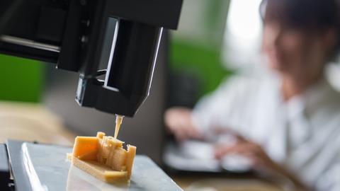 Lebensmittel aus dem 3D Drucker