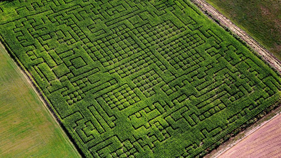 Labyrinth Hessen